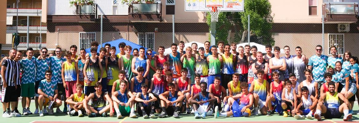 Trani Street Basket 2018